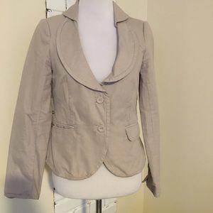 Ben Sherman Two-Button Blazer M Pinstripe Jacket
